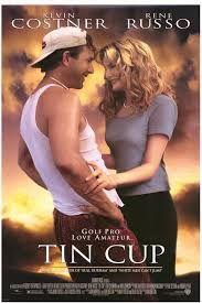 Bildergebnis für tin cup movie poster