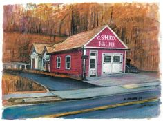 """Cold Spring Harbor Fire House Museum     Celebrate the history of Cold Spring Harbor and its Volunteer Fire Department. """"We invite you to step into the past. Visit our Nationally Registered Fire House (circa 1896)."""""""