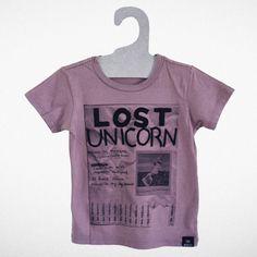 Image of Lost Unicorn, mauve