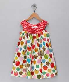 Possible Christmas dress for G... different fabrics of course