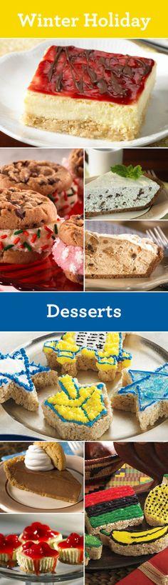 Holiday Dessert Recipes   Christmas