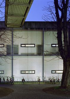 Flashback: Academy of Art & Architecture / Wiel Arets Architects (14)