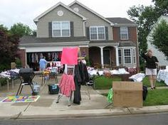 Tips for Preparing for a Yardsale