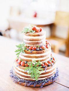 cake au naturel