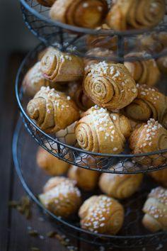 Feasting at Home : Finnish Cardamom Rolls