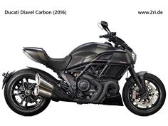 Ducati Diavel Carbon (2016) - 2ri.de