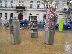 Bookcrossing Vienna - offener Bücherschrank Wien