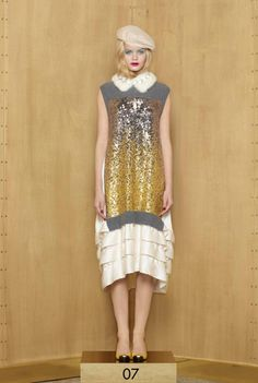 this link has some 1920s style sequin dresses