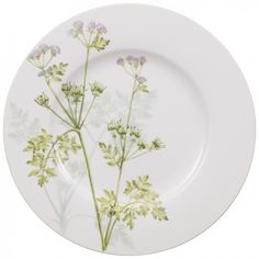 Dishes and Tableware With Flowers 5