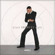 Maxwell blackSUMMMERS'night on 2LP Maxwell has artfully managed to transfix music lovers for more than two decades now, releasing four studio albums, all in his own time - all duly anointed as classic