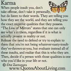 I love this.  The next time someone hurts me, I won't take it personally.  I'll look at them more closely.