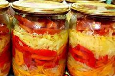 alături de cei dragi! Conservation, Salsa, Mason Jars, Canning, Vegetables, Ethnic Recipes, Syrup, Mason Jar, Vegetable Recipes