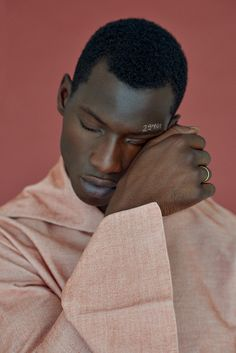 Model: Adonis Bosso Photographer: Dominik Tarabanski