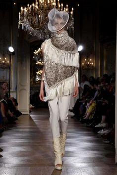 AF Vandevorst Spring Summer Ready To Wear 2013 Paris