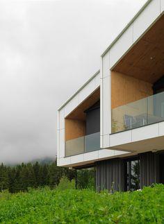 // Mountain View House by SoNo Arhitekti. Photo: Matevž Paternoster