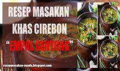 Image Result For Resep Masakan Cirebona