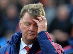 Van Gaal Ragukan Masa Depannya di United