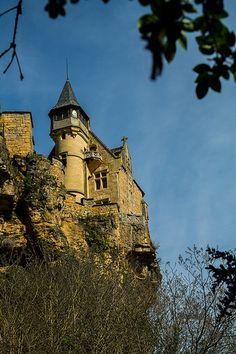 France - Château de Montfort (Dordogne)