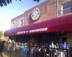 Kilroy's on Kirkwood, Roys, or KOK: Many of nights have been spent here sipping on a Long Island or munching on breadstix