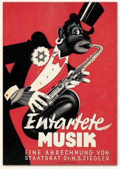 Entartete Musik, 1937 i find this very racist.