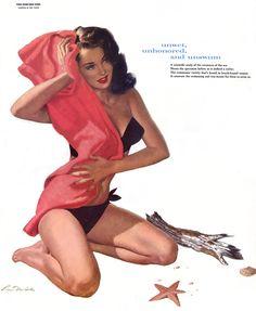 Esquire magazine (1950's)