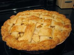 Sophie in the Kitchen: Perfect Apple Pie