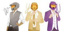 The Freelancer men