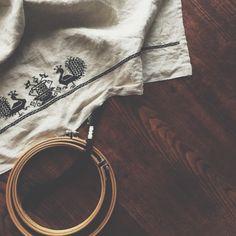 Atelier Roji , cross stitch