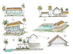 Antonio Leon Gonzalez ALG Architecture Sketchbook [Ideas Notebook]