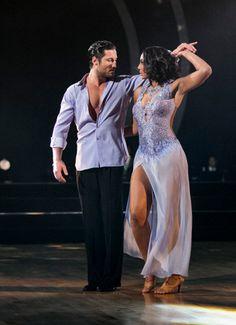 Dancing With the Stars  -  Val Chmerkovskiy & Tamar Braxton Rumba  -  Season 21  -  Week 4  -  Fall 2015