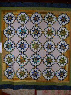 Ring of Fire, Judy Martin pattern