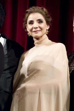 Clotilde Courau durant la cérémonie de cloture du 67em Festival international du film au Grand Hyatt