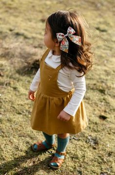 """Click to shop handcrafted hair bows by Wunderkin Co. The perfect hair bow to embolden your baby's, toddler's or little girls free spirit and individual style. Handmade by moms in the USA and guaranteed for life. """"Mira"""" Liberty of London Sailor Bow."""
