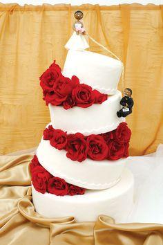 Bolo de casamento / DIY, Craft, Upcycle