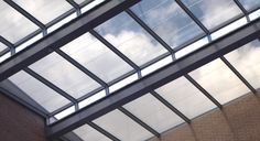 Onyx Solar Photovoltaic Transparent Glass installed into San Anton Market, Madrid (Spain)