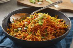 Salade de carottes et de betterave râpées Image 1