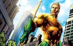 Aquaman é prioridade, diz executivo da editora de Batman e Superman http://glo.bo/1aXP38g