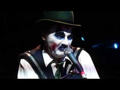 """Teardrops"" by The Tiger Lillies LIVE at Principal Club"