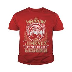 Team JIMENEZ lifetime member legend -JIMENEZ T Shirt JIMENEZ Hoodie JIMENEZ Family JIMENEZ Tee JIMENEZ Name JIMENEZ lifestyle JIMENEZ shirt JIMENEZ names #gift #ideas #Popular #Everything #Videos #Shop #Animals #pets #Architecture #Art #Cars #motorcycles #Celebrities #DIY #crafts #Design #Education #Entertainment #Food #drink #Gardening #Geek #Hair #beauty #Health #fitness #History #Holidays #events #Home decor #Humor #Illustrations #posters #Kids #parenting #Men #Outdoors #Photography…