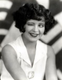 Clara Bow ca.1920's
