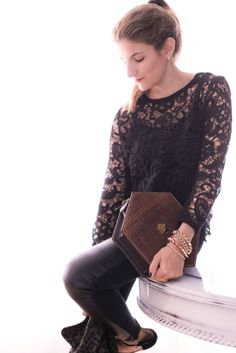 #fashionlessons #style #cool #blogger #fashion #lace