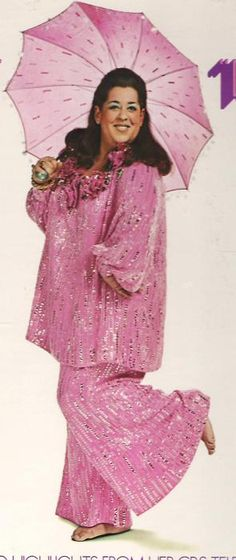 Cass Elliot, such a beautiful person. There will never be another like her...one in a million :)