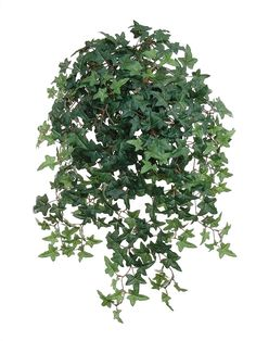 1 Artificial Silk 26.5 Mini English Ivy Bush >>> You can get additional details at the image link.