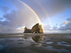 冒険心がくすぐられる森、氷河、湖 広大なニュージーランドの美しい自然 - http://naniomo.com/archives/7704
