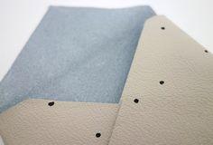 DIY: Lederbriefumschlag von anmutig