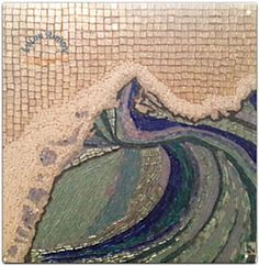Mosaic wave
