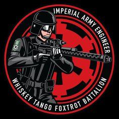 Whiskey Tango F.B. Army1 T-Shirt - NeatoShop
