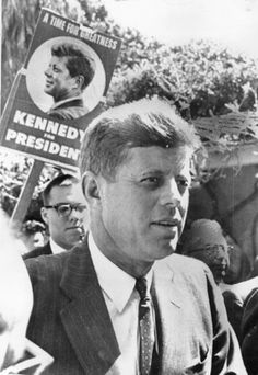 """Peace is a daily, a weekly, a monthly process, gradually changing opinions, slowly eroding old barriers, quietly building new structures. The courage of life is often a less dramatic spectacle than the courage of a final moment; but it is no less a magnificent mixture of triumph and tragedy.""""  - John F. Kennedy"""