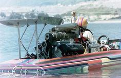 Drag boat BGF Illusion Don Ermshar