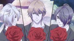 Tsubaki, Natsume and Azusa (Brothers Conflict)